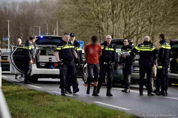 Vier verdachten aangehouden na uitbraakpoging bij gevangenis Zutphen