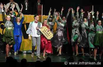 Prunksitzung in Coburg: Fulminante Show und fast ein Eklat