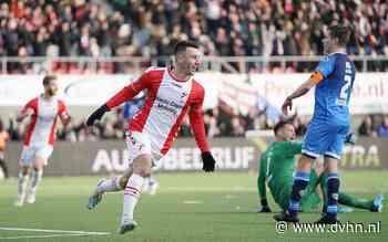 Kolar schiet FC Emmen naar zege in de wedstrijd tegen Heracles Almelo: 1-0