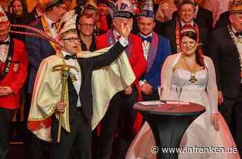 Coburgs neues Prinzenpaar - Vorgeschmack auf neue Koalition im Rathaus?