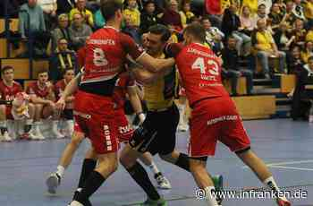 HSC Coburg bricht im Test gegen Ludwigshafen in zweiter Halbzeit ein