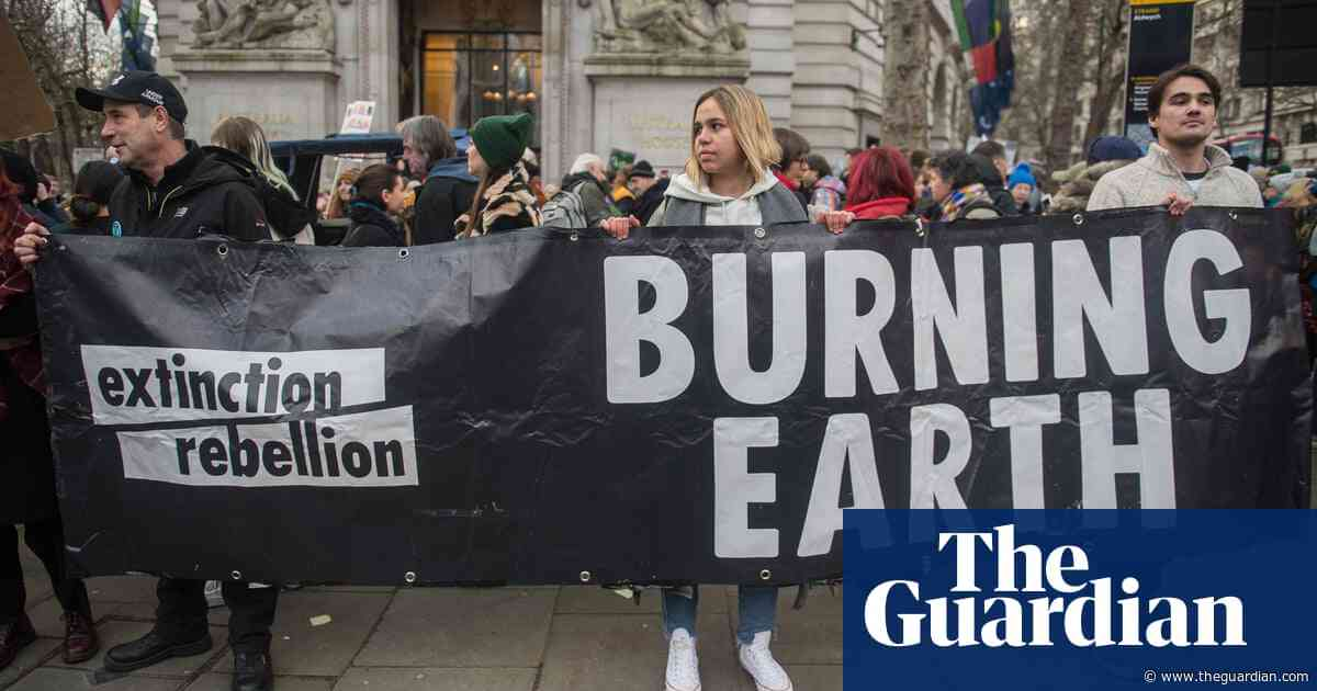 Extinction Rebellion listed as 'key threat' by counter-terror police