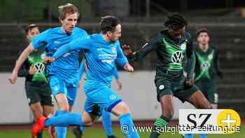 VfL Wolfsburg II: Karamoko und Marmoush mit Doppelpacks