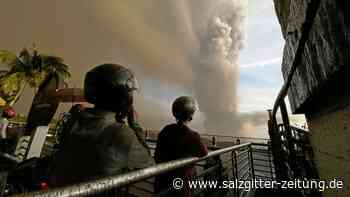 Naturgewalt: Vulkan Taal ausgebrochen – Die Angst bleibt auch Tage danach