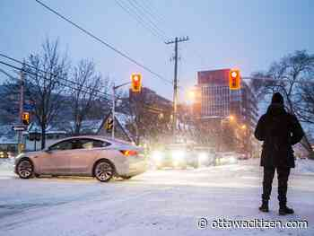 No serious collisions early on as snow arrives, some Saturday LRT disruptions