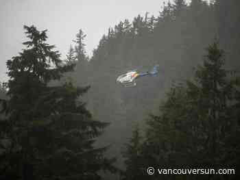 Hikers stranded overnight on Coquitlam's Eagle Mountain rescued Sunday morning