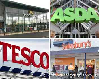 Sainsbury's cheaper than Tesco, Asda, Morrisons and Waitrose