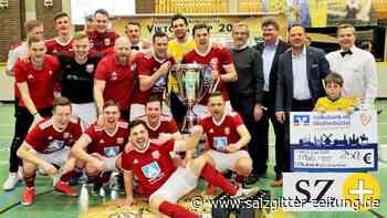 25. Viktoria-Cup: 7:2 im Finale! Lauingen Bornum triumphiert