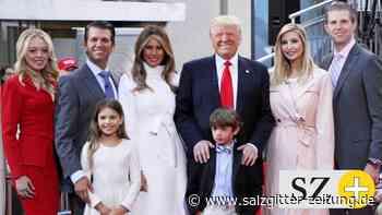 US-Regierung: Folgt auf Präsident Trump der Präsident Trump junior?