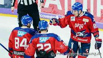 DEL: Youngster Stützle und Hane führen Mannheim und DEG zum Sieg