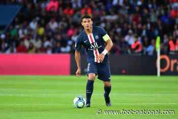 Lorient tient tête au PSG à la mi-temps