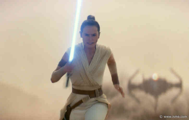 'Star Wars': Leaked 'Rise of Skywalker' concept art reveals alternative storylines