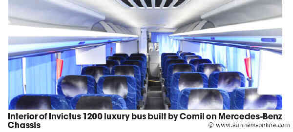 Weststar, Utobras pledge after-sales support for Comil luxury bus