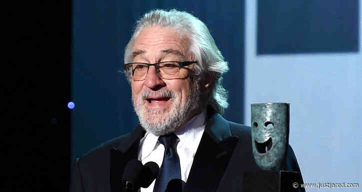 Robert De Niro Says Actors Have the Right to Speak Out About Politics During SAG Awards 2020 Speech (VIDEO)