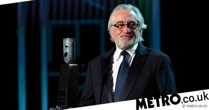 Robert De Niro calls out 'abuse of power' as SAG speech gets political