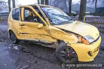 Man gewond bij ongeval Schelmseweg Arnhem