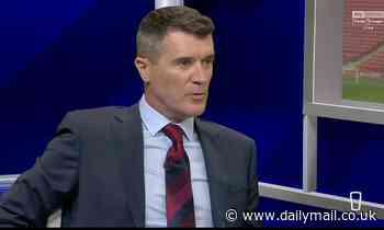 Roy Keane slam decision to rule out Roberto Firmino's goal for Virgil van Dijk's challenge