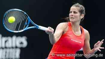 """Australian Open: Görges siegt und will in Melbourne ihr """"Ding"""" durchziehen"""