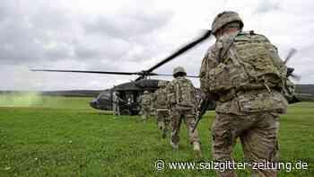 Bedrohung: Hinweis auf Anschlagspläne in Deutschland: US-Militär prüft
