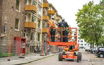 Balkons in de stutten: Huurders Westindischekade in Groningen eisen compensatie voor verlies van woongenot