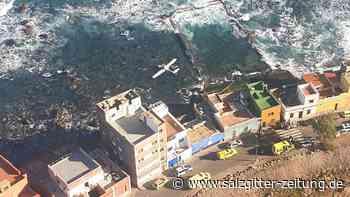Zwischenfall: Gran Canaria: Kleinflugzeug muss direkt vor Küste notlanden