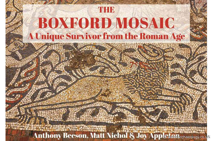 Review – The Boxford Mosaic: a unique survivor from the Roman Age