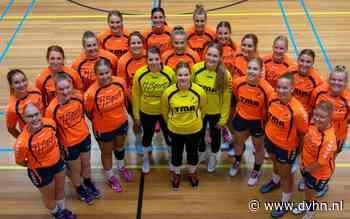 Handballers HVZ/Vivendi uit Oosterhesselen blijven aan winnende hand