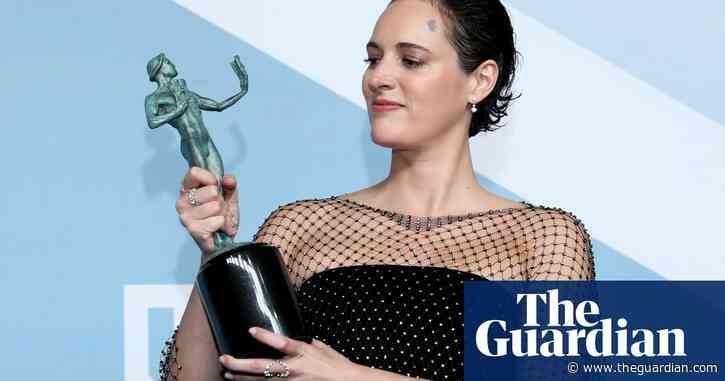 Phoebe Waller-Bridge and Brad Pitt among winners at SAG awards