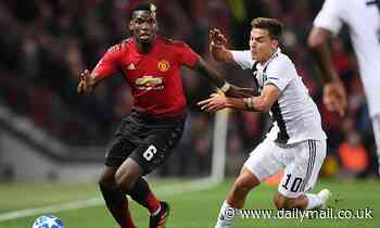 Paulo Dybala says he wants Juventus to re-sign Manchester Utd's Paul Pogba