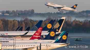 Vorbereitung abgebrochen: Ufo sagt geplanten Lufthansa-Streik ab