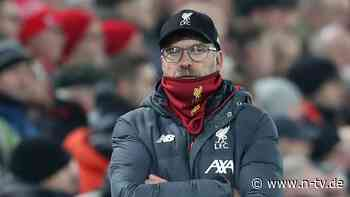 Fans besingen schon den Titel: Klopp verweigert sich der Liverpooler Party