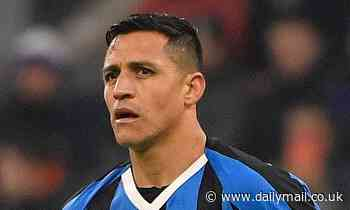 Manchester United will NOT be able to recall Alexis Sanchez from Inter Milan after Rashford injury