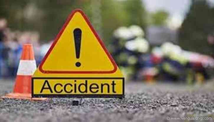 Accident: One killed, three injured in Anambra