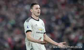 Nemanja Matic insists Manchester United outperformed Liverpool during defeat at Anfield