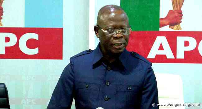 Documentary on Oshiomhole out January  30 ― APC chieftain