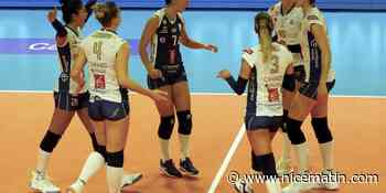 Cannes accueillera le Final Four de la Coupe de France féminine de volley