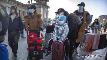 Coronavirus schürt Misstrauen: Pekings fragwürdiger Umgang mit der Seuche