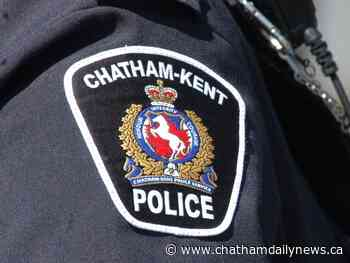 Chatham-Kent officer kicked while man being arrested in ER area