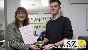 Blende-Sieger in Wolfenbüttel geehrt