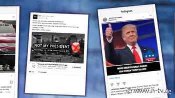 Propaganda in Netzwerk erlaubt: Facebook verteidigt filterlose Politik-Werbung