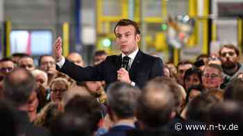 Züge fahren wieder fast im Takt: Frankreich gönnt sich eine Streikpause