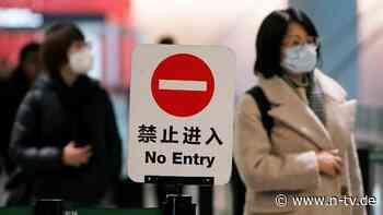 Forscher zu Seuche in China: Coronavirus springt von Mensch zu Mensch