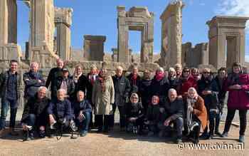 Asser reisgezelschap op hoogtepunt onrust in Iran: 'Thuisfront smeekte ons om terug te komen