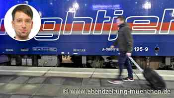 AZ-Kommentar: Nachtzug nach Brüssel: Über Grenzen hinweg