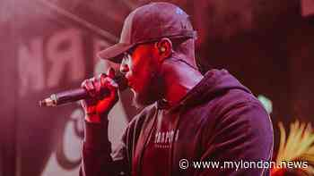 Grime star Stormzy surprises fans with 'thank you' gig at Boxpark Croydon