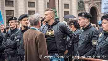 """Kontakt zur """"Identitären Bewegung"""": Ärger für rechten Rapper Chris Ares in München"""