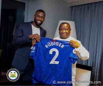 Rudiger Donates $101,000 For Free Education In Sierra Leone