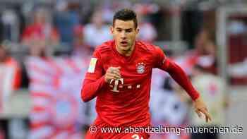 Zurück im Mannschaftstraining: FC Bayern: Lucas Hernández hat das Schalke-Spiel im Blick