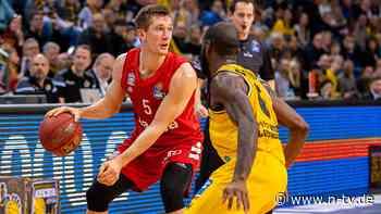 Krise? Hohe Belastung!: Bayern-Basketballer stolpern aus Erfolgsspur