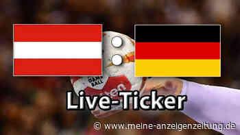 Handball-EM im Live-Ticker: Deutschland gegen Österreich - Spanien zerschmettert DHB-Traum vor Anpfiff